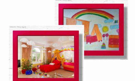 Dormitorul ideal in viziunea copiilor. Te invitam in Universul lor!