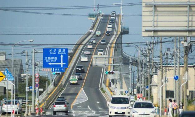 Top 10 cele mai infricosatoare poduri din lume