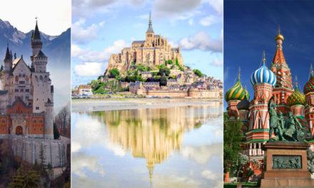 Top 5 cele mai impresionante cladiri din lume