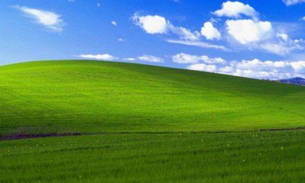 Cum arata acum cel mai cunoscut peisaj din lume – Windows XP