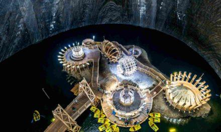 Top 5 saline naturale din Romania