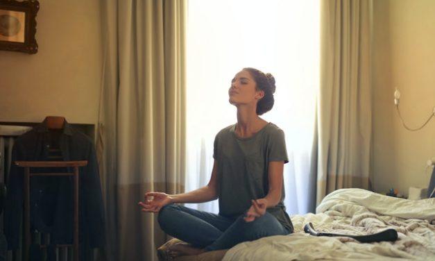 6 Motive pentru a incepe sa meditati