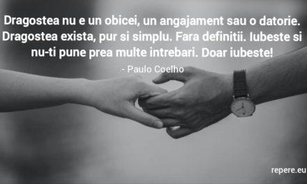 Cele mai frumoase citate ale lui Paulo Coelho