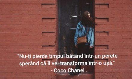 Coco Chanel –  15 Citate despre viata, femei si… barbati