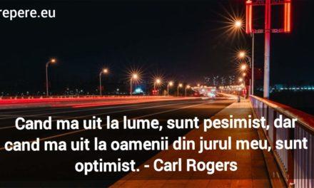 Citate profunde si psihologie pe intelesul tuturor – Carl Rogers
