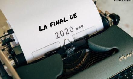 La final de 2020…