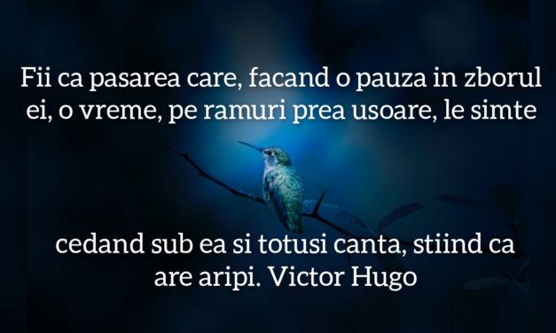 30 Citate geniale de la titanul literaturii franceze – Victor Hugo